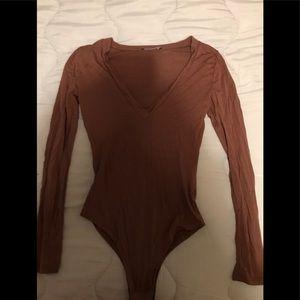 Fashion Nova Bodysuit SIZE XS